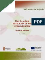 Plan Negocio Instalacion Aire