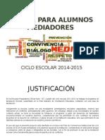 Taller de Alumnos Mediadores (1)