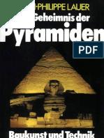 Das Geheimnis Der Pyramiden Baukunst Und Techn