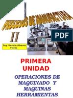 Procesos de Manufactura II-A
