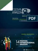 Presentación XIV Festival de la Imagen