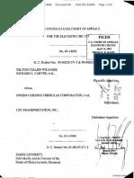 Leverett v. CSX Trans., Inc.,, et al - Document No. 65