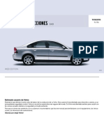 Manual volvo S40 2005 version geartronic t5