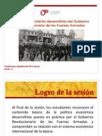 Sesion 9 El Intento Desarrollista Del Gobierno Revolucionario de Las Fuerzas Armadas