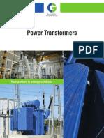 Catalogue Power Transformers 2012