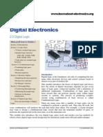 Digital Electronics Module 02