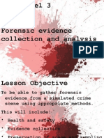 unit 32-1 crime scene processing