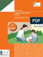 Guía Didactica Lenguaje Básica 1