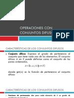 Operaciones Con Conjuntos Difusos