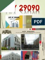 LEY 29090-LEY DE REGULACION  DE HABILITACIONES URBANAS Y EDIFICACIONES.pdf