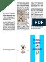 Historia Laboral de Guatemala
