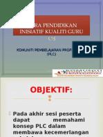Konsep PLC 2013