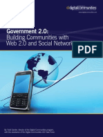 Building Communities With Web 20