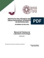 Manual de Ecología
