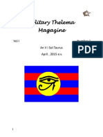 Solitary Thelema Newsletter