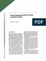 1 Positive Psychology