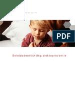 Beleidsdoorlichting ziektepreventie