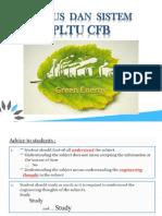 Siklus Dan Sistem Pltu Cfb