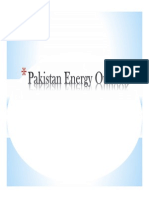 Pakistan Energy Outlook