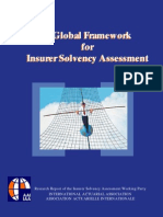 Global Framework Insurer Solvency Assessment-members