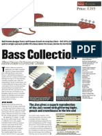 Bass Collection Guitars Review