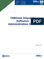 TRBOnet Admin Guide