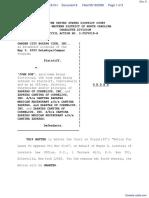 Garden City Boxing Club, Inc. v. Doe et al - Document No. 8