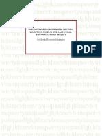 Failure Investigation- Dar Bagamoyo-Paper