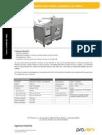 Flushing Unit Harben - Mineral