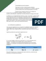 Qué Son Las Matemáticas Aplicadas