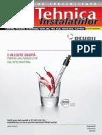 Tehnica Instalatiilor 109-02.2013