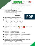 Subiect Si Barem Matematica EtapaN ClasaI 14-15