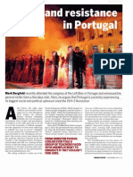 Crisis and Resistance in Portugal
