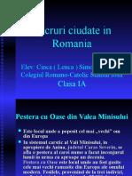 Lucruri Ciudate in Romania