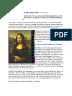 Mona Lisa Là Người Đẹp Mang Thai