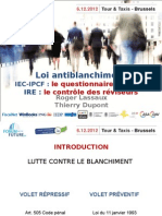 FFF Antiblanchiment
