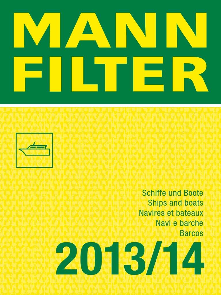 C 2256 Luftfilter Filter MANN-FILTER