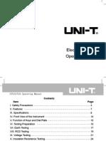 UT525 526 User Manual