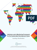 Indicators and a Monitoring Framework for the Sustainable Development Goals