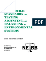 procedural standards for balancing environmental systems
