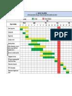 Fyp Gannt Chart