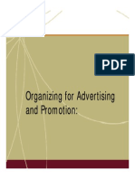 14313 Organization for Advertising
