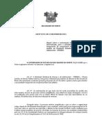 Lei n 9.957 Contratação Pessoal Fundac