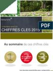 Le tourisme dans l'Ain - Chiffres Clés 2015