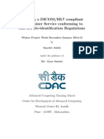 C DAC Winter Project Report-7