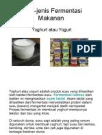 Kind of Fermented Food 2015