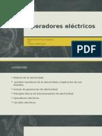 operadores electricos