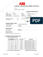 p444 Test Report 765 KV Vadodara Line
