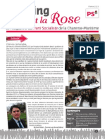 Le Poing Et La Rose - Fev2015