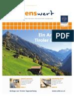 wissenswert Juni 2015 - Magazin der Leopold-Franzens-Universität Innsbruck